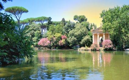 5 великолепных вилл в Риме и