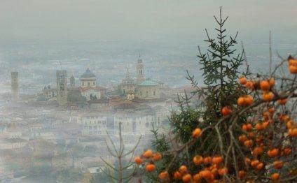 Альпы, Италия, Бергамо, Ситта