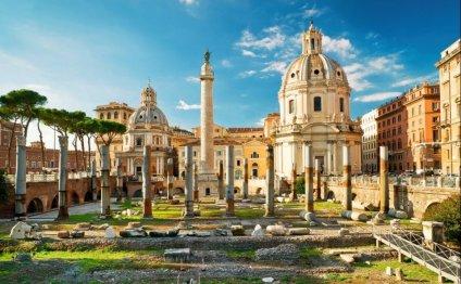 Императорские форумы в Риме