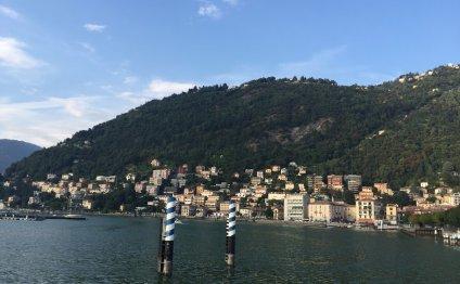 По северу Италии на Панде или