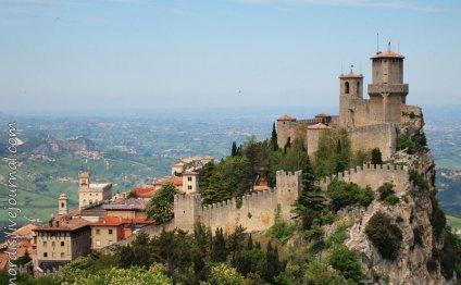 Центральная и Северная Италия: