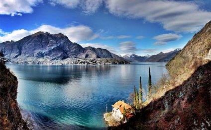 Всегда прекрасное озеро Комо