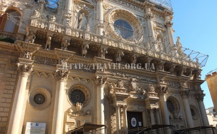 Лечче - город барокко