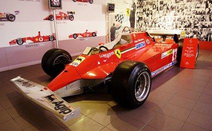 Музей Ferrari, Маранелло