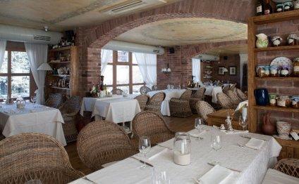Ресторан итальянской домашней