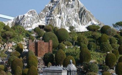 Италия в миниатюре — парк для