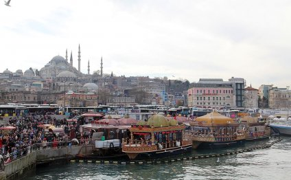 Февраль 2015 - Стамбул, Турция