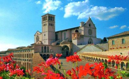Регион Умбрия Италия (4)
