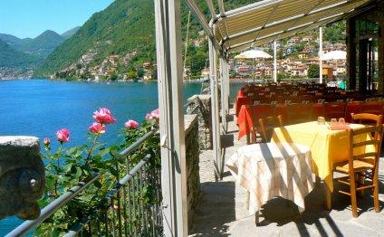 Италия, Европа Ресторан