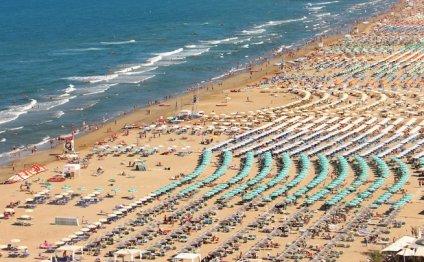 Римини, Италия — отдых, пляжи