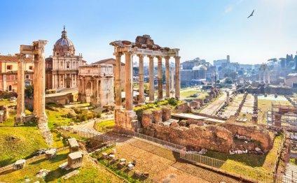 Секретные места Рима, которые