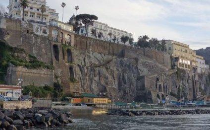 Сорренто, Италия — отдых