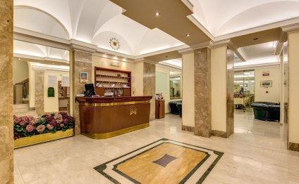 Забронировать отель Igea, 3*