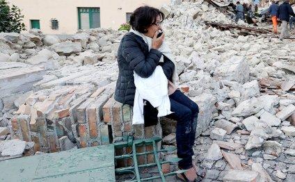 Землетрясение в Италии 24